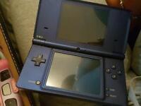 Blue Nintendo DSI