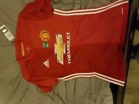 Brand new original Manchester United home shirt season 16/17
