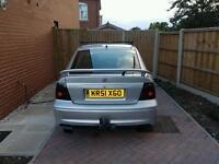 Rare Vauxhall vectra sri 150 2.2