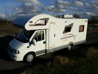 Swift sundance 630 l six berth