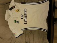 Brand new original Real Madrid home shirt season 16/17