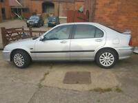 Rover 45 for sale 03 plate