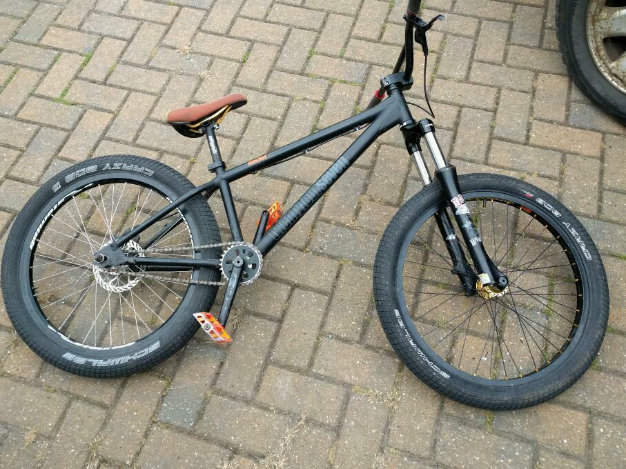 Dirt Jump. BMX; View All; Youth and Kids. View All; E-Bike. View All; Saracen; Team; Stories; About; Dealers; Reviews; SIGN UP FOR MORE RAD STUFF! Sign Up.