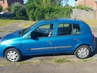 Renault clio 499£ 1 year MOT