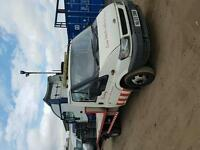 Ford transit recovery. 55 plate. Yrs mot. Only 164000 mils.
