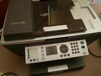 Printer. Fax machine.