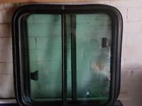 Van sliding windows x 2