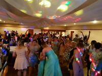 Ceilidh band + dance caller available