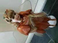 Porcelain dolls fairy queen
