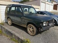 Landrover Dicovery 1, 7 seater v8 manual 3.9