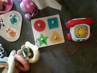 Toys table baby walker