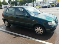 VW POLO 2001 5 DOOR HATCH. STUNNING CONDITION. PERFECT DRIVE GUARANTEED