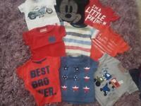 Bundle kids clothes 60 items excellant conditions