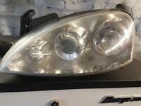 corsa c facelift n/s headlight
