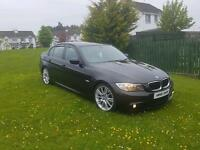 **09 Bmw 318d m sport lci model**May px