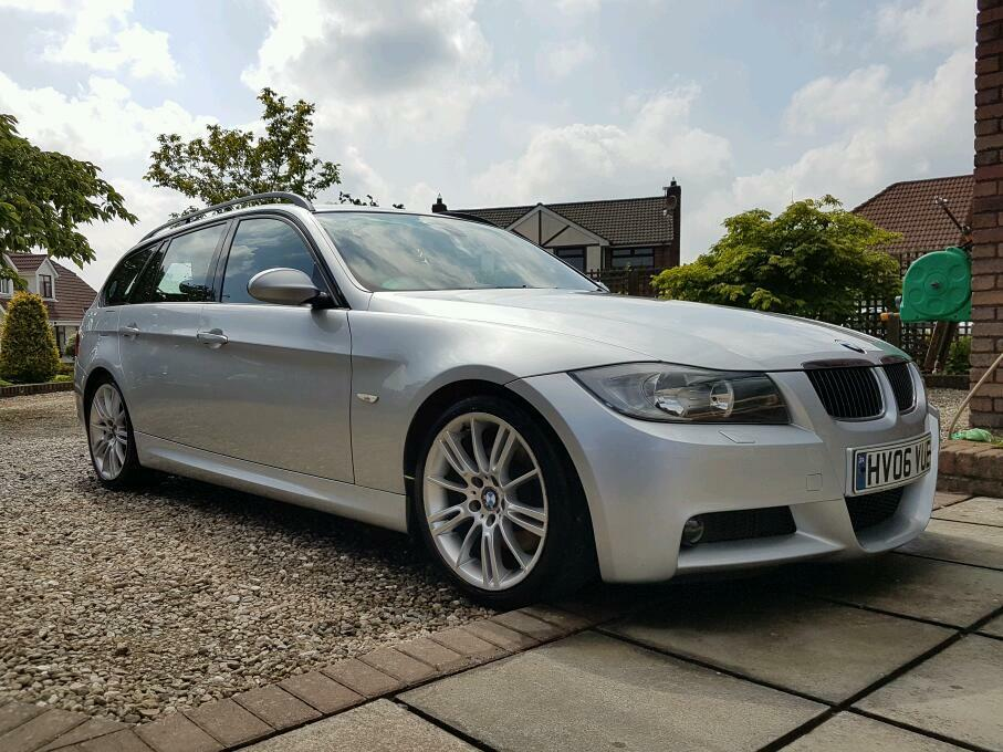 bmw e90 e91 3 series 330d touring m sport in lisburn county antrim gumtree. Black Bedroom Furniture Sets. Home Design Ideas