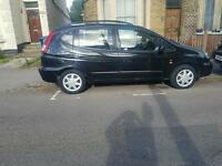 2004 54 DAEWOO TACUMA 5 DOOR1.6 ONLY 50000 MILES. SUPERB. TAX AND MOT