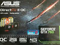 Asus Gtx 760 Direct CU II cooling