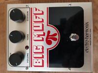Electro Harmonics Big Muff Pedal