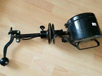 Vintage Butler of England spot light **RARE**ideal for 4x4, truck etc