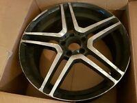 """19"""" alloys wheels Diamond cut Mecedes benz AMG"""