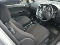 CORSA D SXI 3DOOR INTERIOR 2011