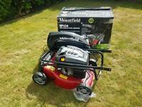 Mountfield HP454 Four Stroke Rotary Lawnmower Used Twice