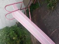 Pink slide