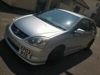Honda civic type r ep3 facelift hpi clear low miles