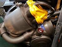 Dyson hoover cylinder still has warranty