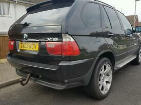 BMW X5 3.0D sport full black automatic
