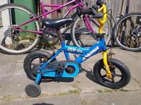 Bicycles x4