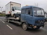 SCRAP CAR or VAN WANTED , SAME DAY UPLIFT , CASH PAID