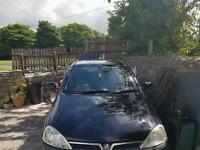 Vauxhall cora 1.0l 04