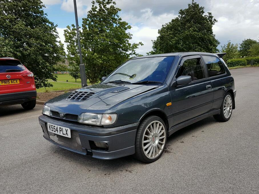 1992 nissan sunny 2 0 gti twin cam 16v pulsar gti r replica very rare in sherwood. Black Bedroom Furniture Sets. Home Design Ideas