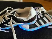 Brand new led trainers size 2.5