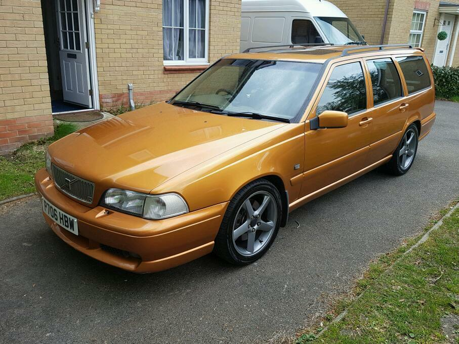 volvo v70r 1997 saffron in thetford norfolk gumtree. Black Bedroom Furniture Sets. Home Design Ideas