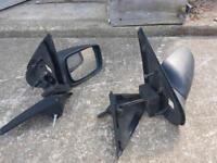 Fiesta mk5 side mirrors