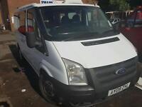 Ford transit minibus 2009
