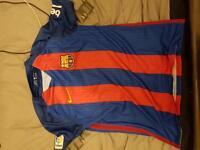 Brand new original Barcelona home shirt season 16/17