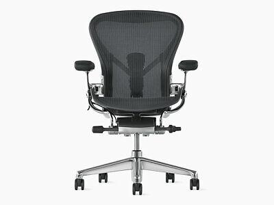 Authentic Herman Miller Aeron Chair B - Medium Design Within Reach