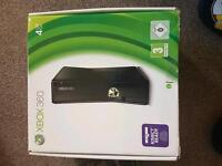 X box 360 with 21 games