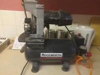 Rockworth air compressor