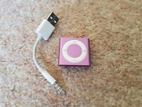 iPod shuffle - latest generation - 2gb in pink