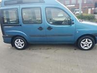 Fiat doblo 1.9jtd spares or repair mpv