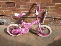 Stephanie Lazy Town bike