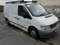 mercedes vito 2.2 diesel workhorse mot just about out bargain