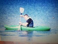 Fluid kayak rop make very sturdy