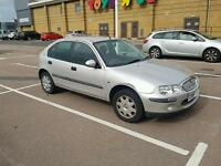 ROVER 25 1.4 5 DOOR HATCH. SUPERB CONDITION. PERFECT DRIVE GUARANTEED. LOADS OF SERVICE HISTORY