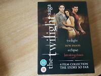 Selection of vampire related box sets
